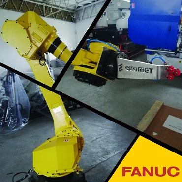 Pracownik miesiąca - robot FANUC M710iC!